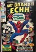 marvel Spider-man not brand echh comics benzi romania