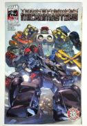 idw transformers benzi desenate comics new noi