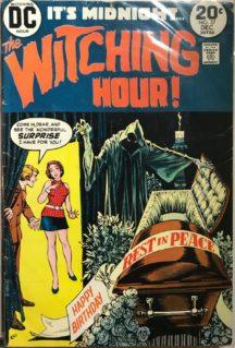 Horror Witching Hour benzi vechi