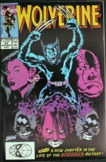 Wolverine comics new in english romania