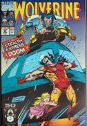 Wolverine benzi desenate vechi marvel