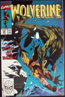 wolverine 34 comics noi