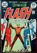 Flash dc comics benzi vechi comics