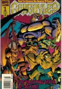 Gargoyles benzi desenate comics noi