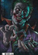 The Joker dc comics variant cover