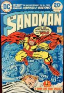 Numar cheie sandman dc comics benzi desenate