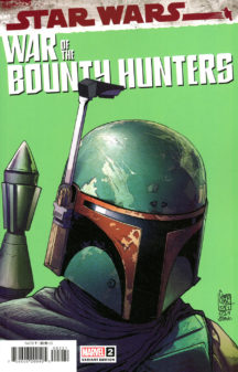Star Wars bounty hunters marvel comics
