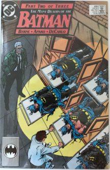 Batman 434 benzi desenate vechi dc comics