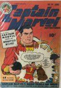 Captain Marvel 24 Gold Age