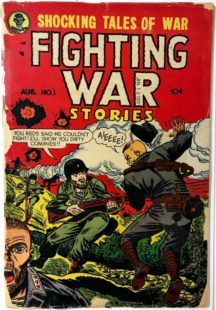Fighting War stories 1 gold age