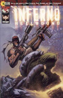 Inferno Hellbound image comics benzi noi