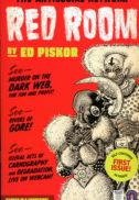 Red room horror comic benzi desenate