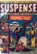 Suspense 10 marvel horror gold age comicsSuspense 10 marvel horror gold age comics