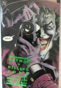 The Killing Joke first print joker batman death barbara gordon